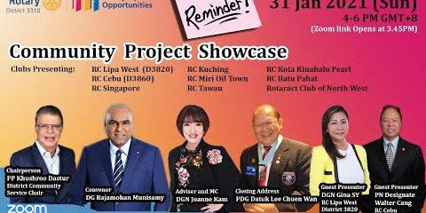 Rotary District 3310 Community Project Showcase